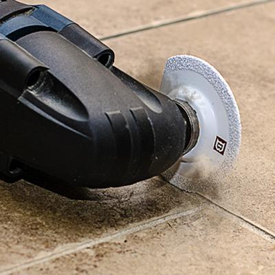 oscillating blade grinding