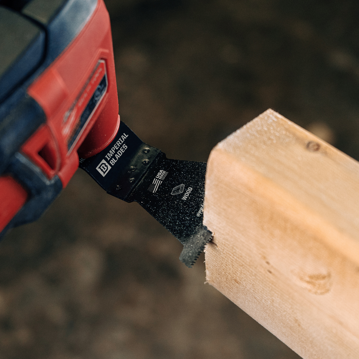 One Fit™ Speartooth Fast Cut Wood Blade