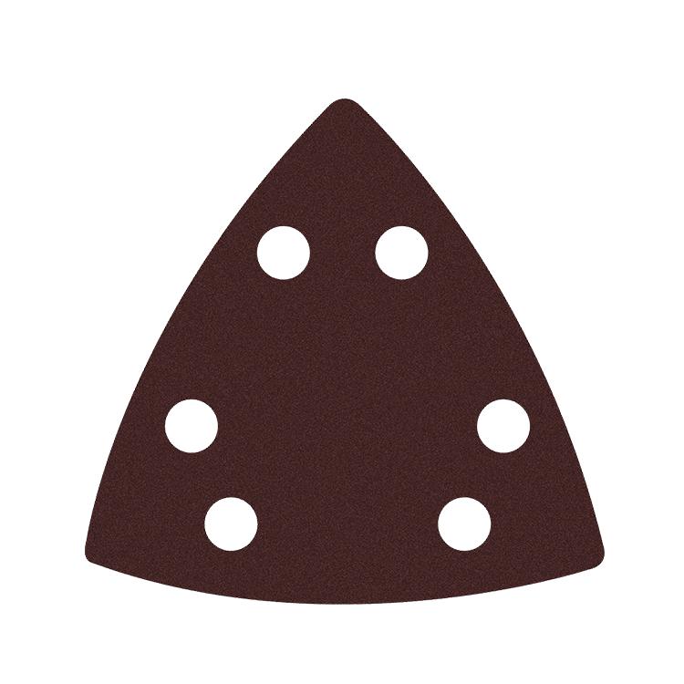 ONE FIT Triangular 80-Grit Sandpaper Attachment