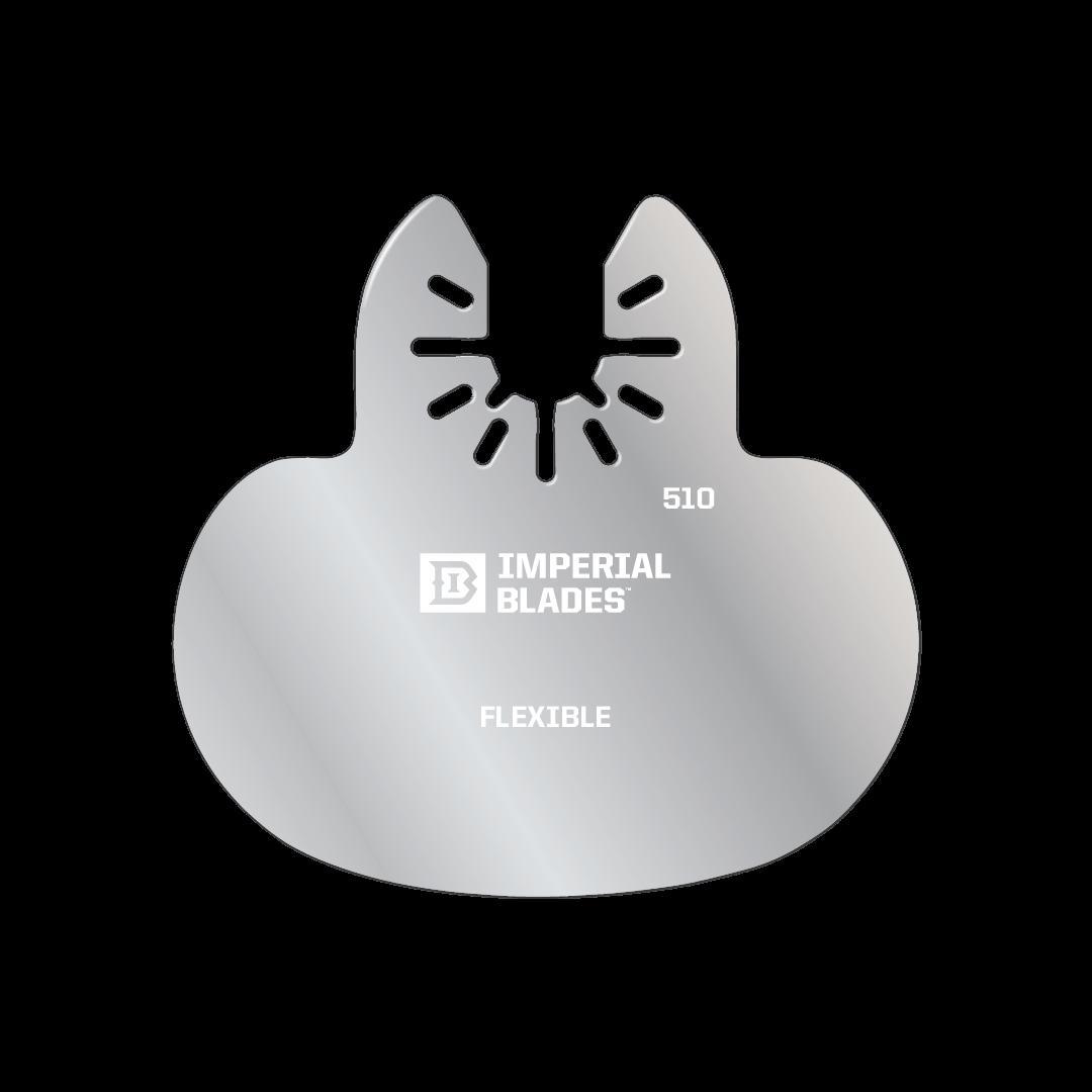 One Fit™ Soft Material Flexible Mushroom Scraper