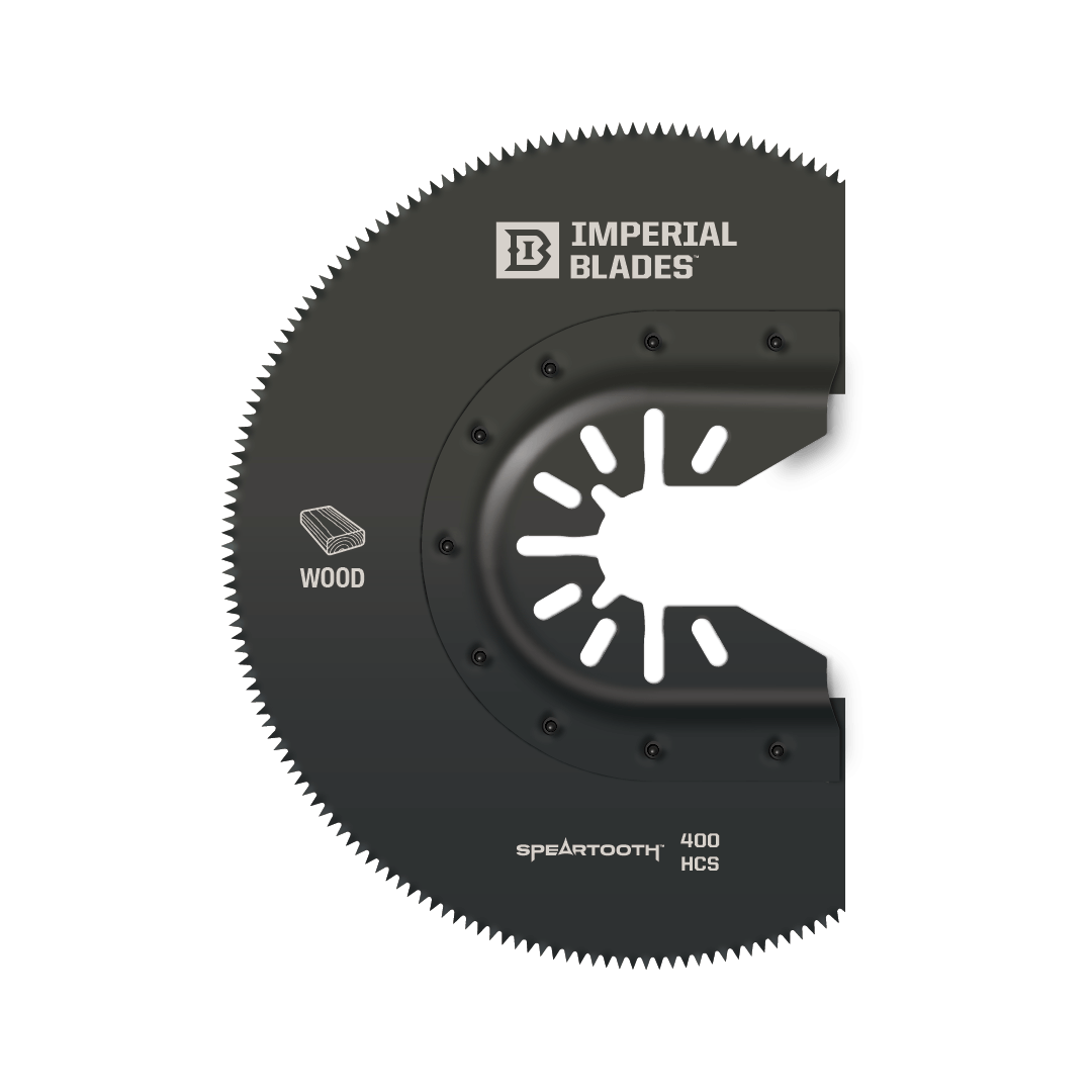 One Fit™ Speartooth Fast Cut Wood Segment Blade